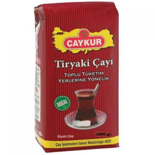 Çaykur 2000 Gr Çay Tiryaki