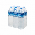 Erikli 1.5 Lt. Pet Su 6'Lı Paket