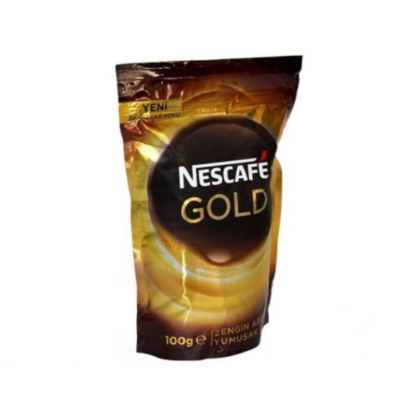 NESCAFE GOLD 50Gr. Poşet Kahve